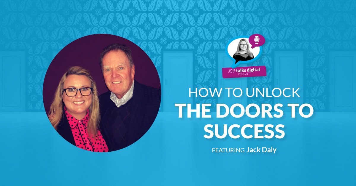 [PODCAST] How to Unlock the Doors to Success
