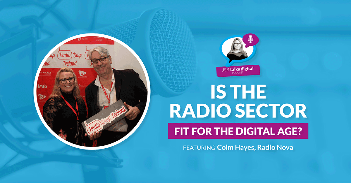 [PODCAST] Is the Radio Sector fit for the Digital Age?