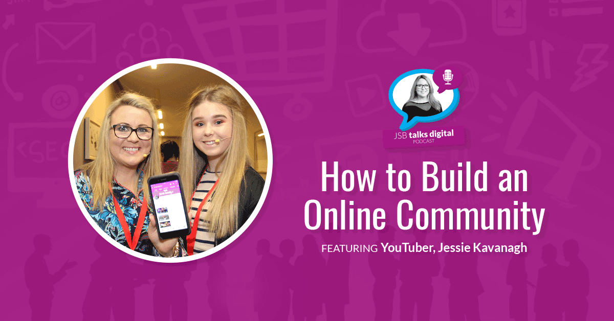 [PODCAST] How to Build an Online Community