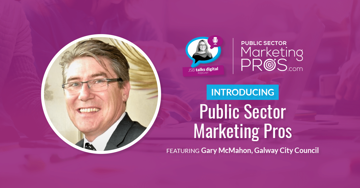 [PODCAST] Introducing Public Sector Marketing Pros