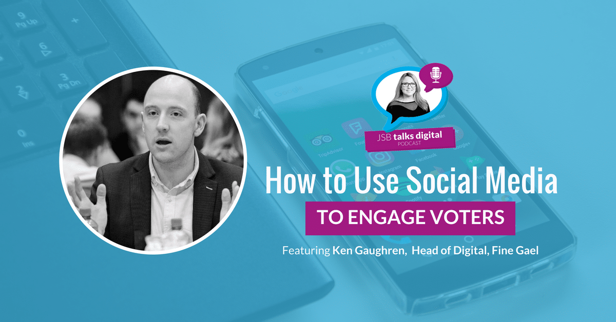 [PODCAST] How to Use Social Media to Engage Voters