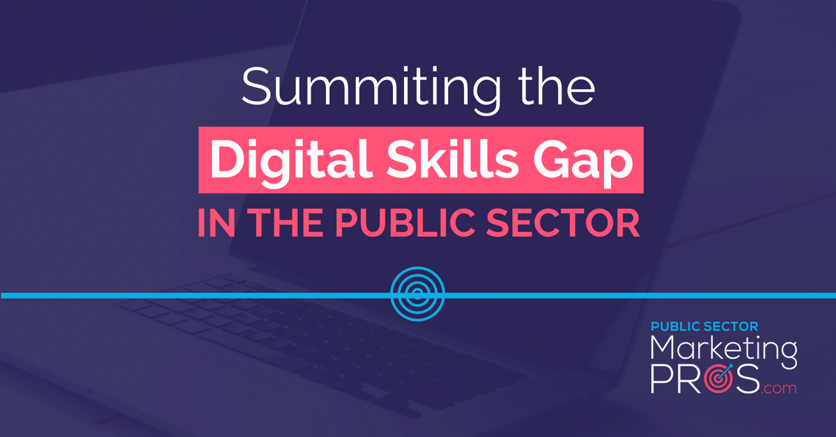 Summiting the Digital Skills Gap in the Public Sector