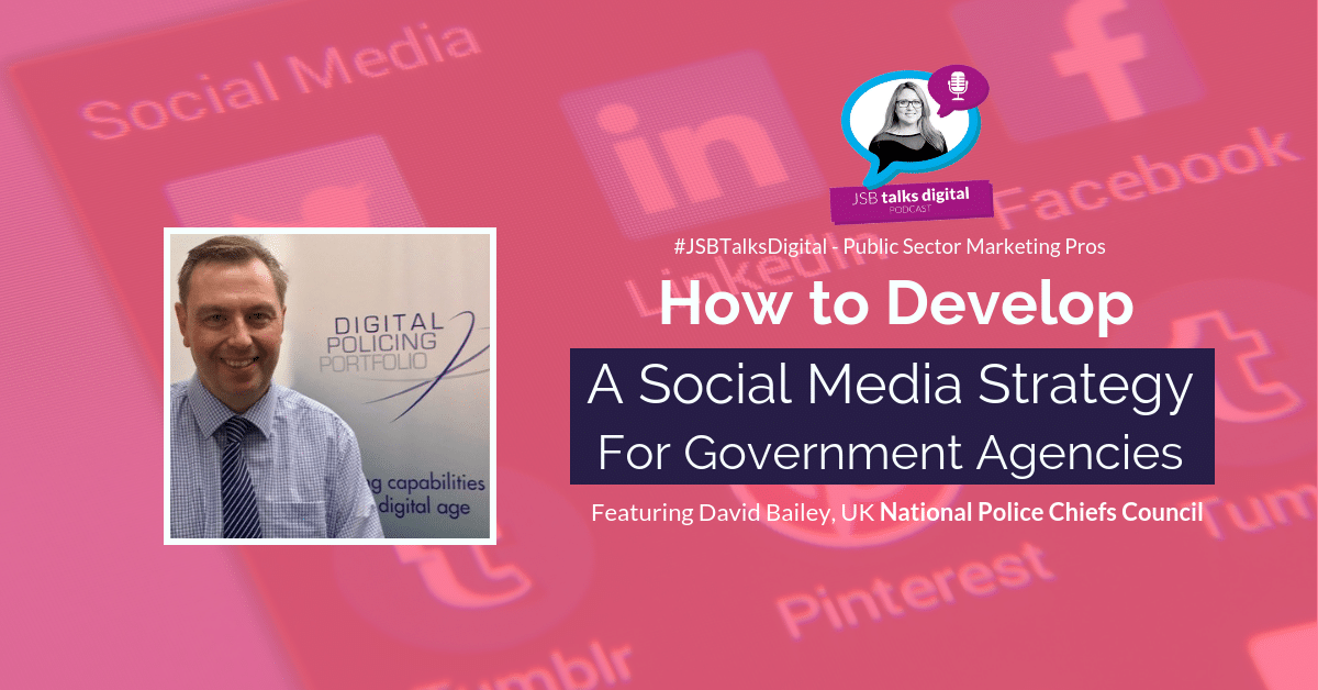 [PODCAST] How to Develop a Social Media Strategy for Government Agencies