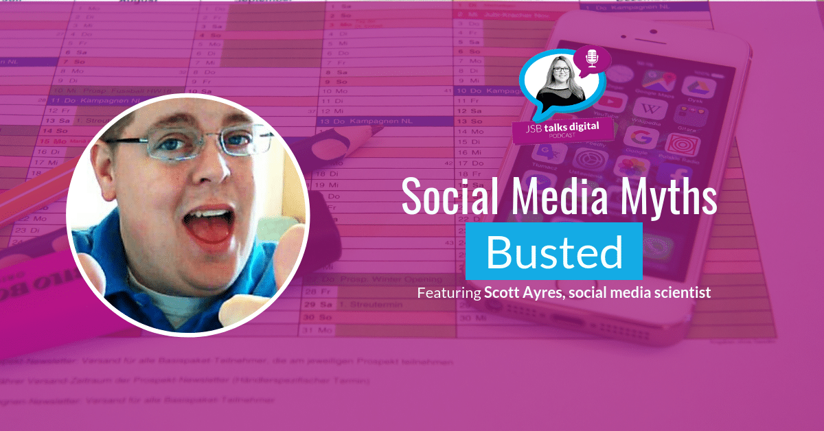 [PODCAST] Social Media Myths Busted!