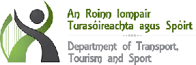 Department of Transport Tourism & Sport