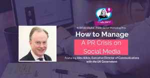 How to manage a PR Crisis on Social Media