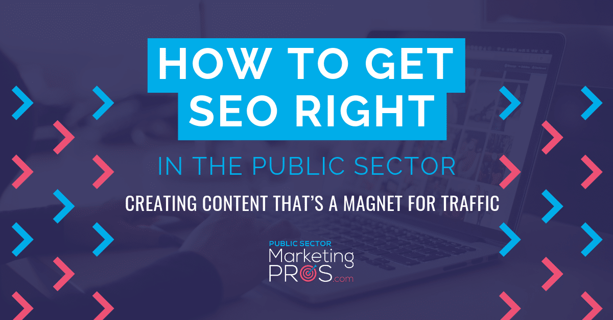 How to Get SEO Right in the Public Sector