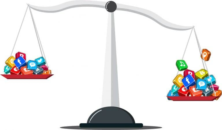 social compare balance