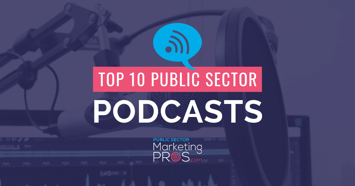 Top 10 Public Sector Podcasts