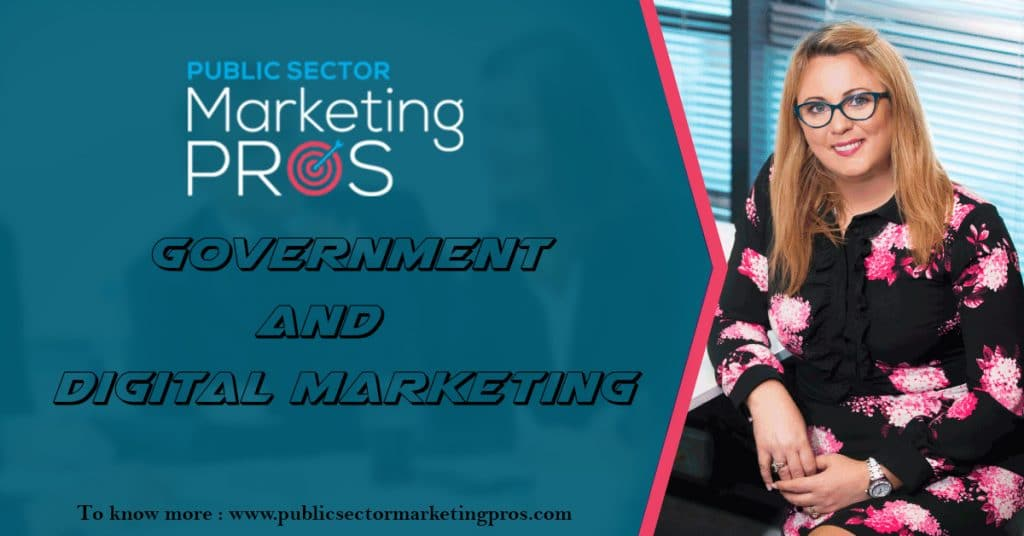 Government and digital marketing