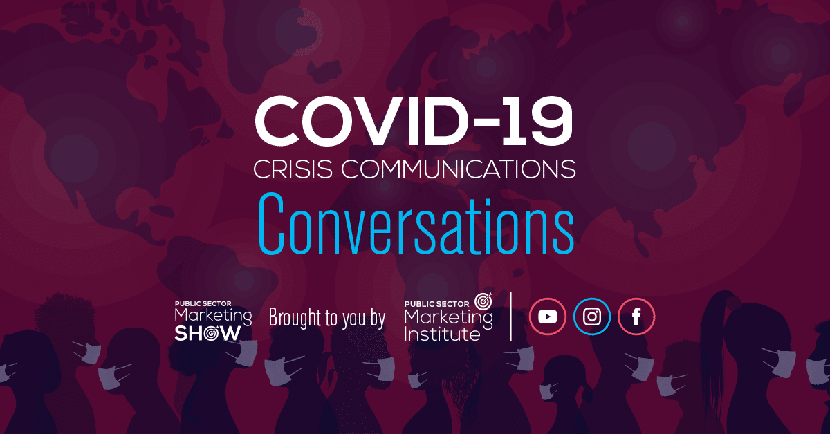 COVID-19 Crisis Communications Conversations