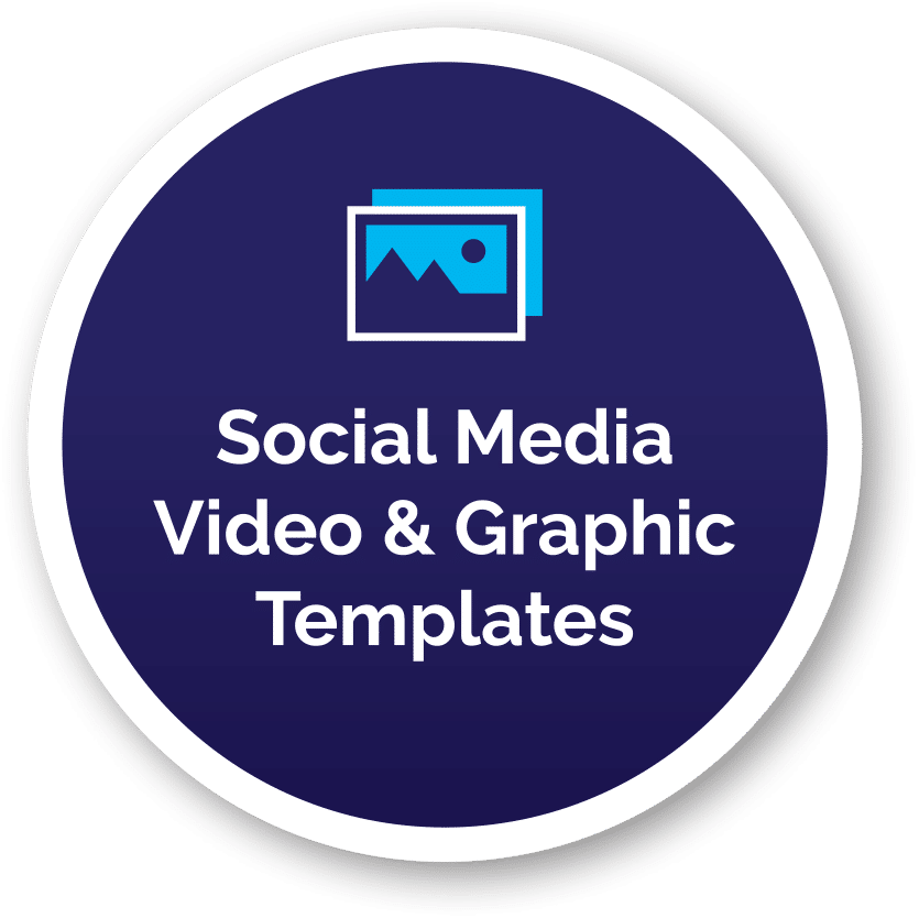 Social Media Video & Graphic Templates