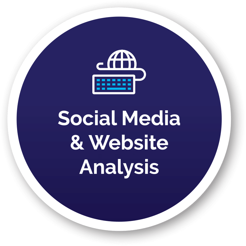 Social Media & Website Analysis