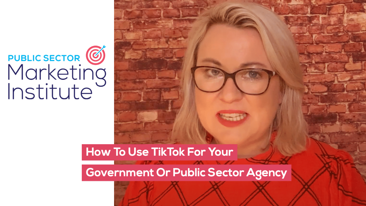 How To Use TikTok For Your Government Or Public Sector Agency