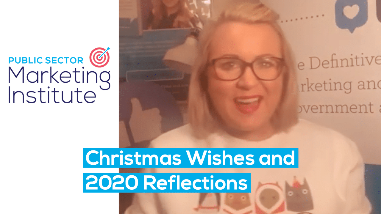 Christmas Wishes and 2020 Reflections
