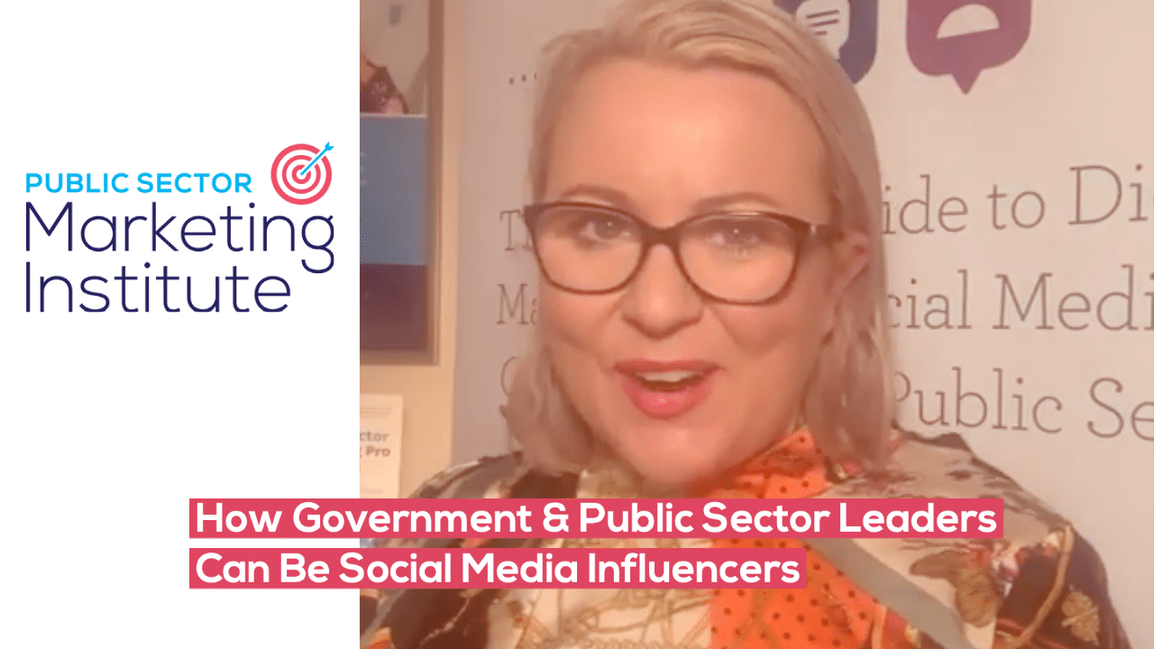 How Government & Public Sector Leaders Can Be Social Media Influencers