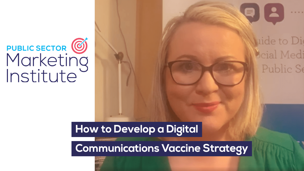 How to Develop a Digital Communications Vaccine Strategy