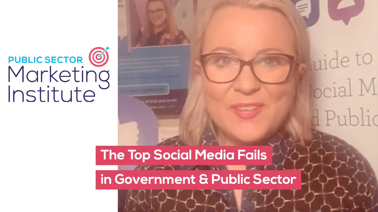 The Top Social Media Fails in Government & Public Sector