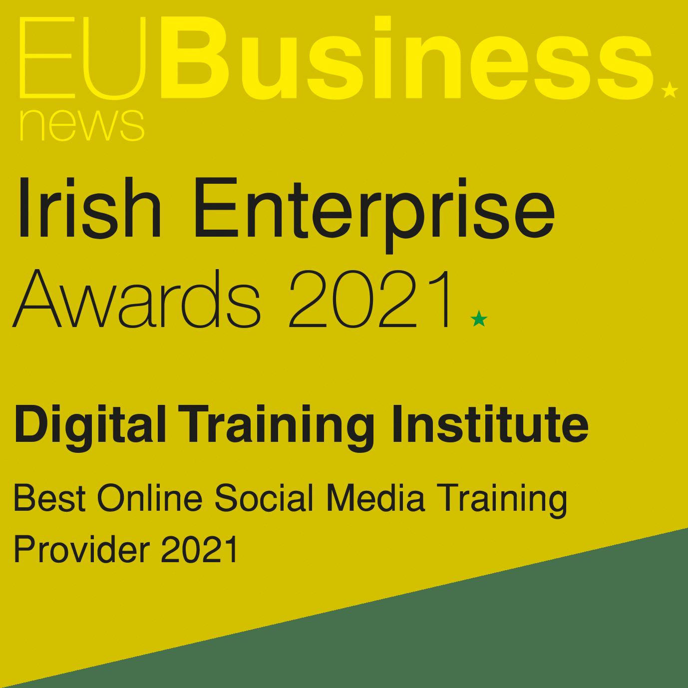 EU Business News Irish Enterprise Awards 2021