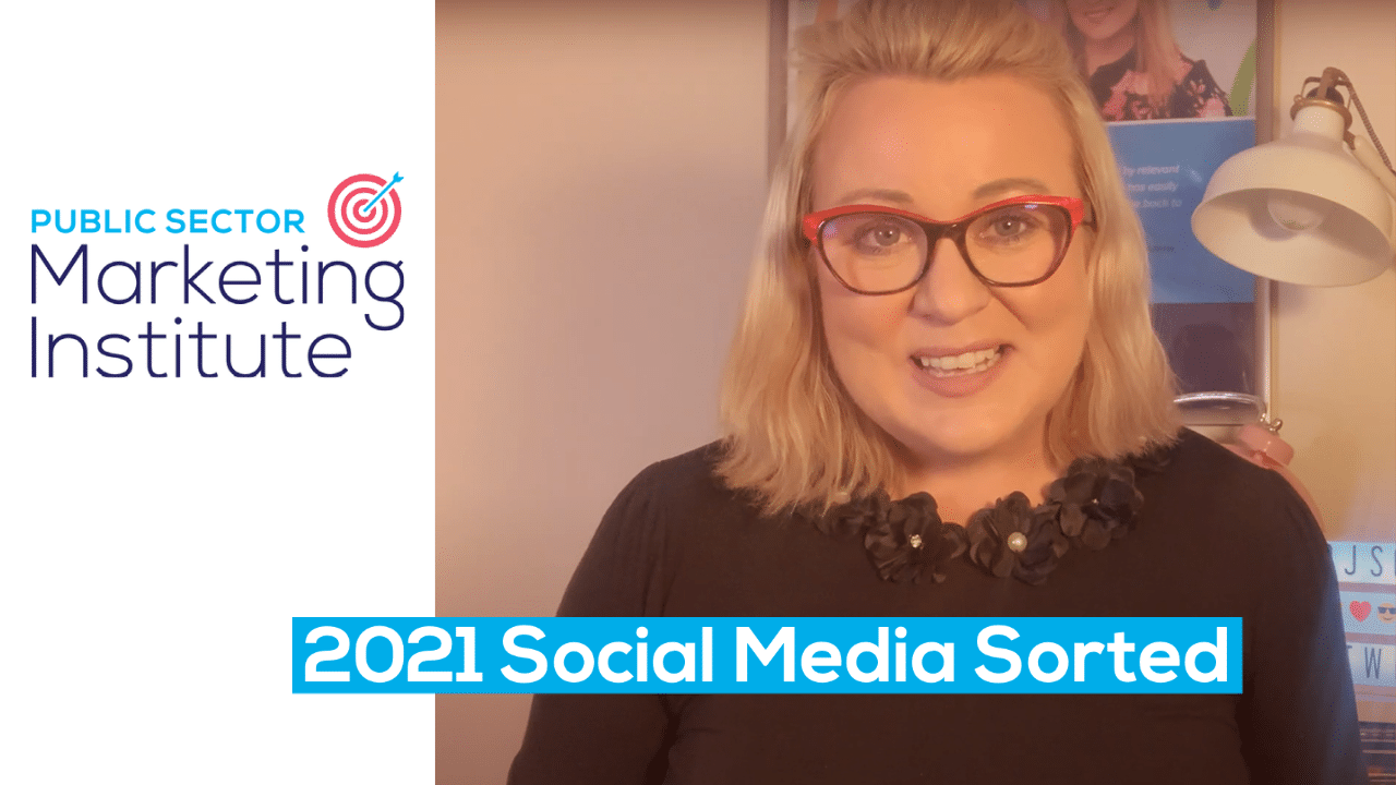 2021 Social Media Sorted