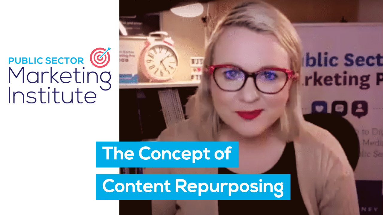 The Concept of Content Repurposing