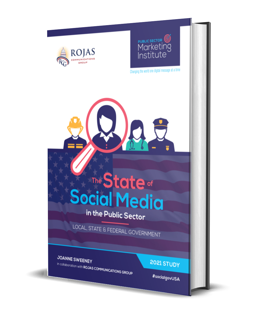 State of Social Media USA Report Cover