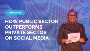 How Public Sector Outperforms Private Sector on Social Media
