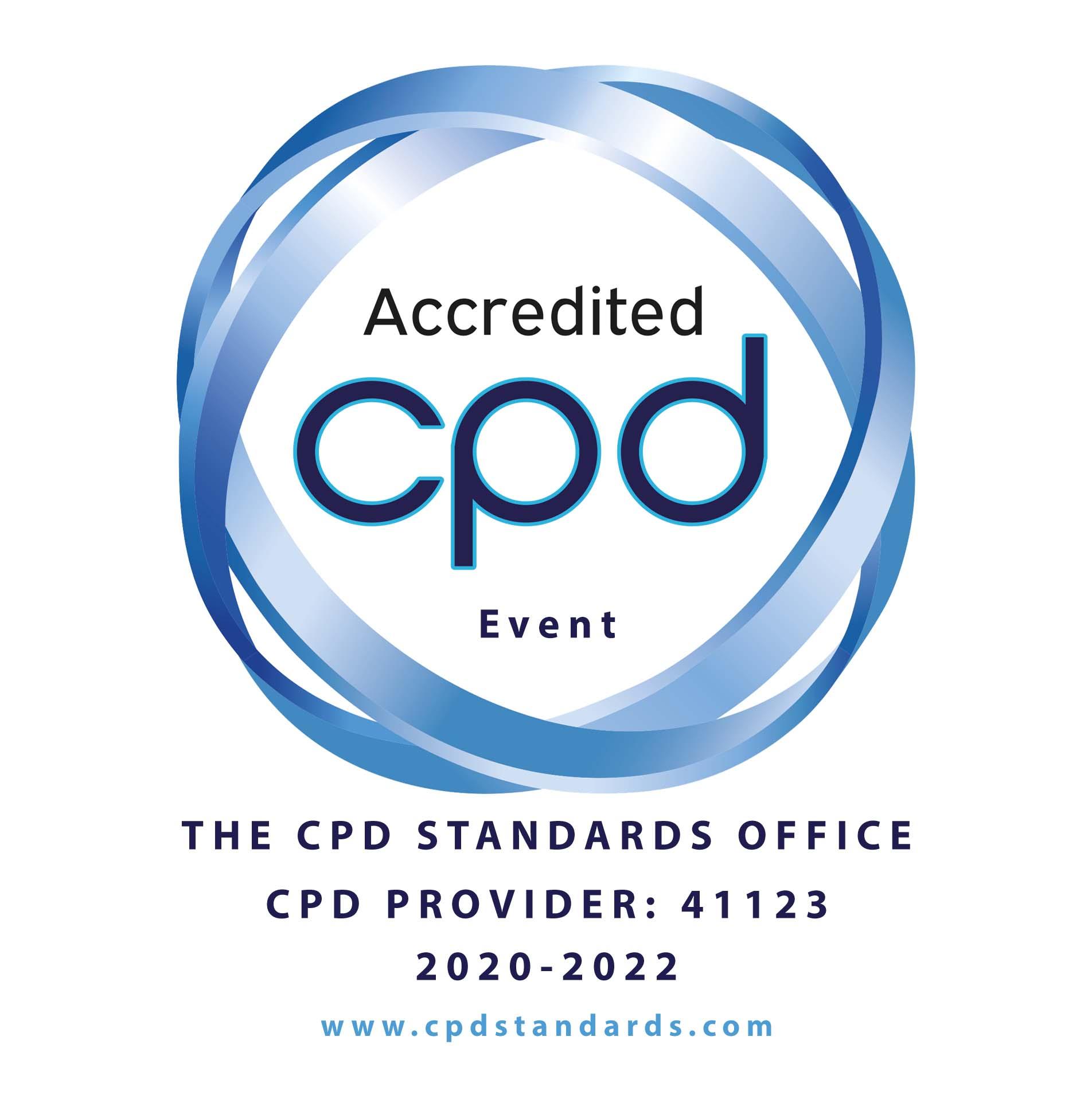 Summit 2021 CPD Badge