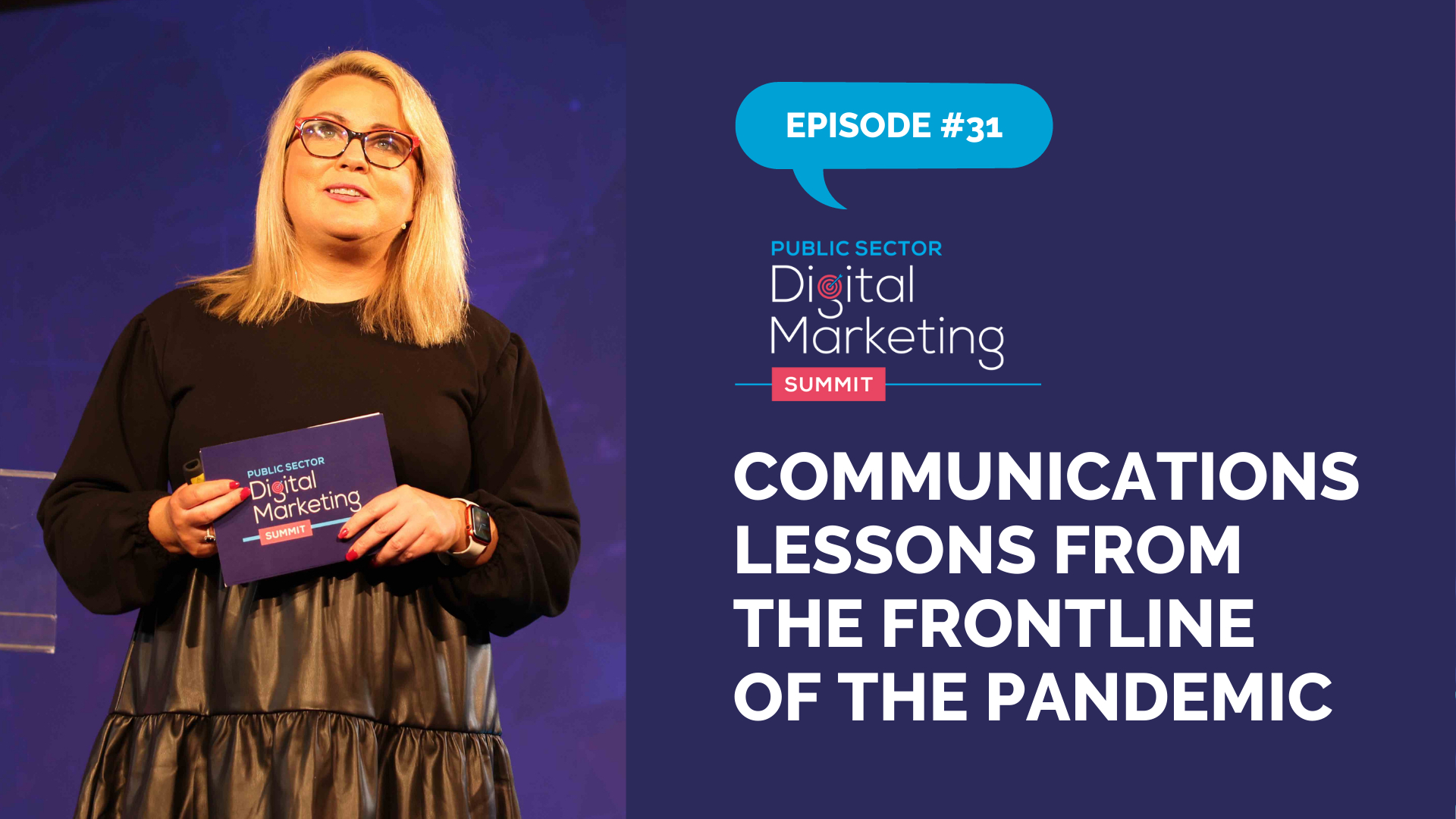 Public Sector Digital Marketing Summit | 10 Communications Lessons from the Frontline of the Pandemic